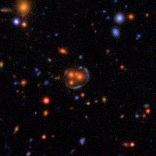 A Gravitational Lens