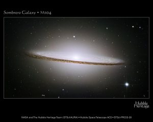 A Galaxy in need of classifications.