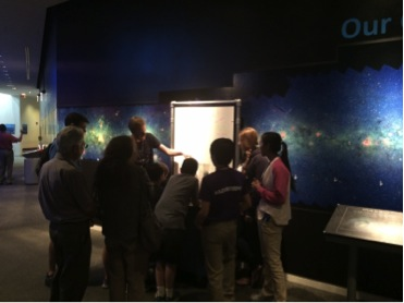 Demonstrating Citizen Science at Adler Planetarium | Zooniverse