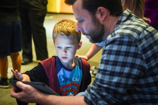 We took it offline and you can too! A night of Zooniverse fun at the Adler Planetarium