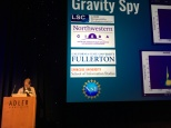 Gravity Spy (Sarah Allen, Zooniverse developer, supporting the Northwestern University LIGO team)