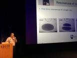 Steelpan Vibrations (Andrew Morrison, Physics Professor, Joliet Junior College)