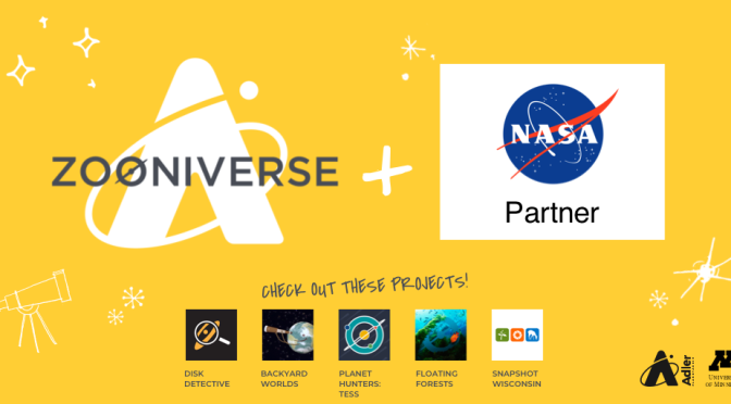 NASA and Zooniverse Announce Partnership