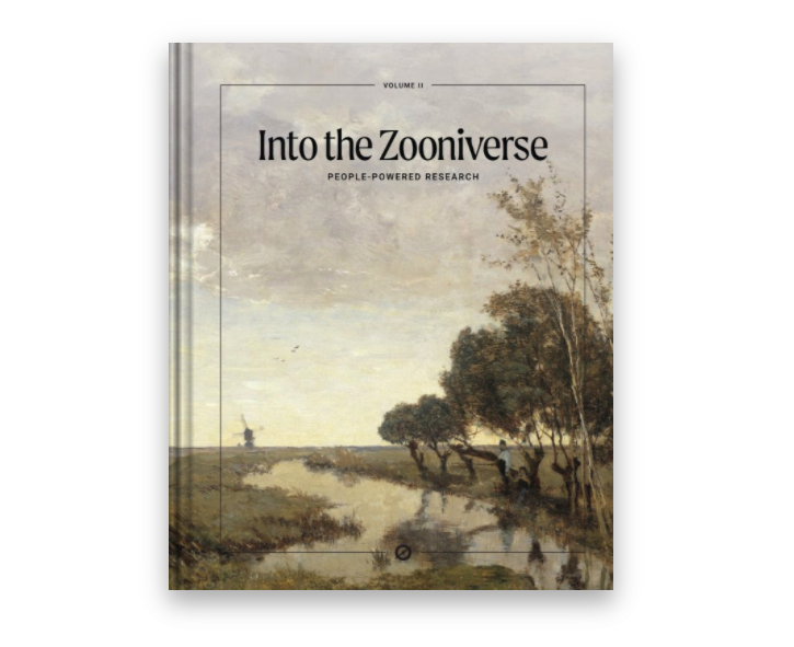 Image of Into the Zooniverse book